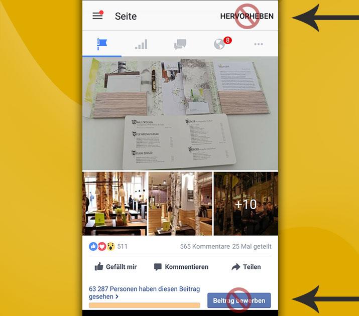 Beitrag-bewerben-Hervorheben-Button-Facebook-vermeiden