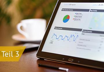 Besuchergewinnung durch Optimierung und Auswertung Blog-Serie-Teil 3