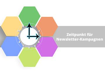Der optimale Versandzeitpunkt für Newsletter Kampagnen (B2C & B2B)