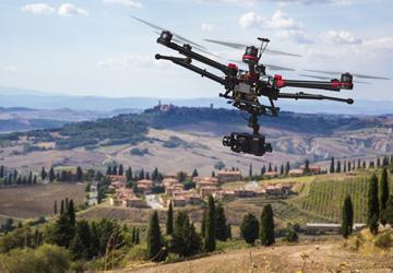 Flüge mit Drohnen und Führerschein neu geregelt