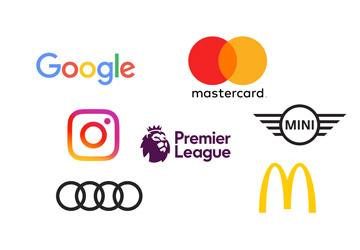Flat Design Logos sind nicht nur Trend, sondern auch sinnvoll