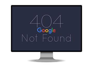 Google schaltet Echtzeitsuche ab Navigationslink zeigt auf 404 Seite