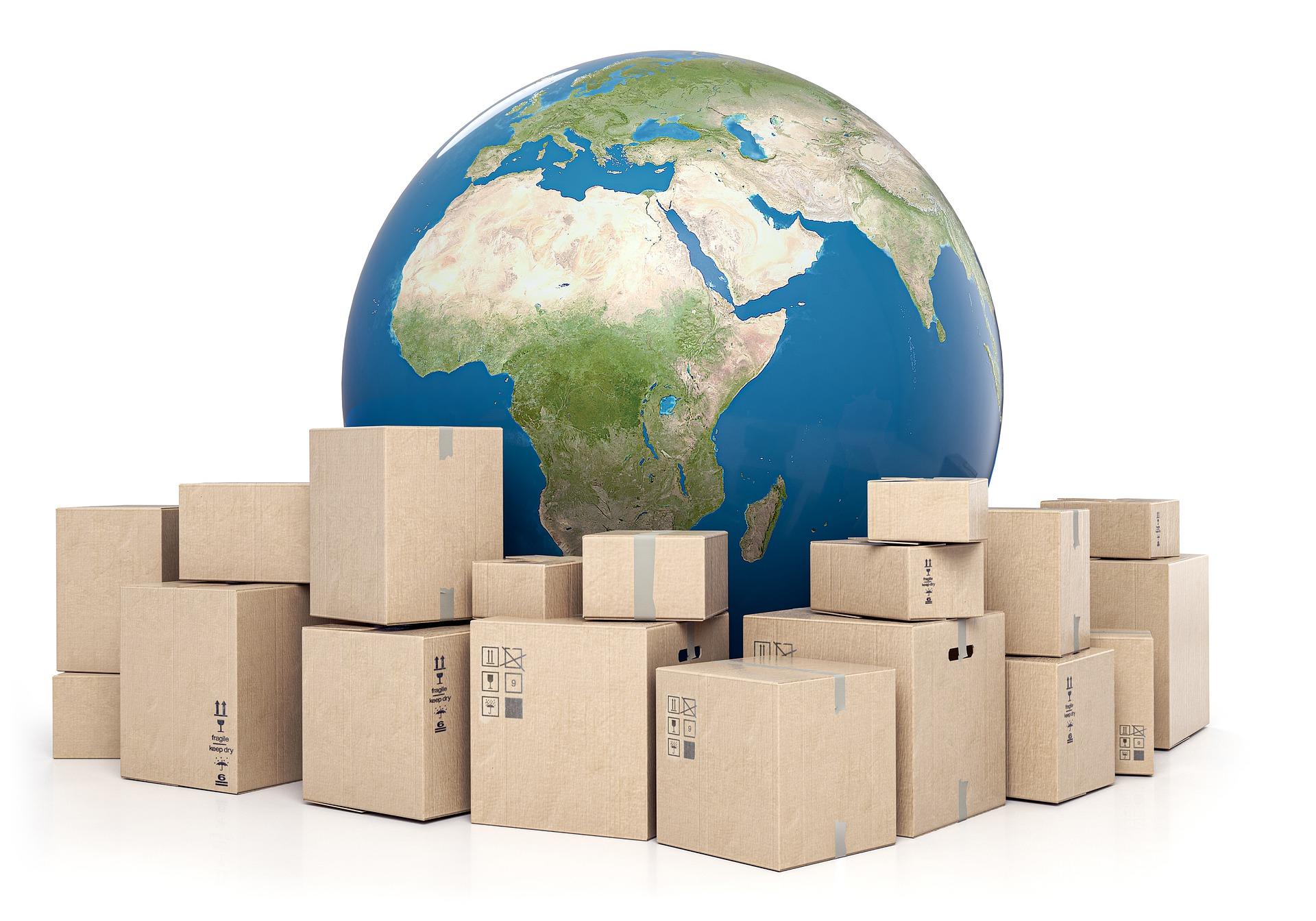 Onlineshop Paketversand Vergleich Versandlösungen