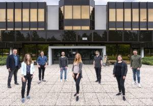 Sechs neue Mitarbeiter der Webcellent GmbH