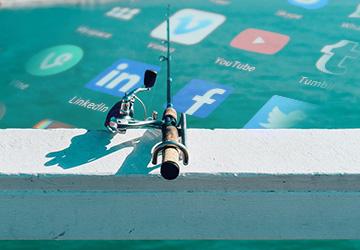Soziale Netzwerke geben Futter für Phishingangriffe