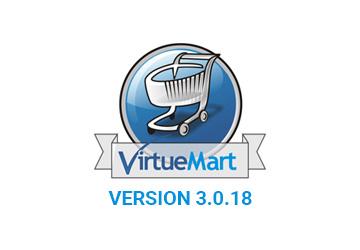 VirtueMart 3.0.18 released und WordPress Unterstützung angekündigt